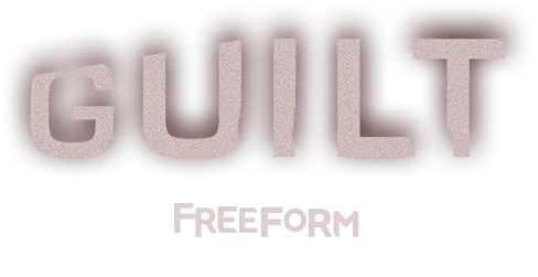 Guilt and Freeform Logos
