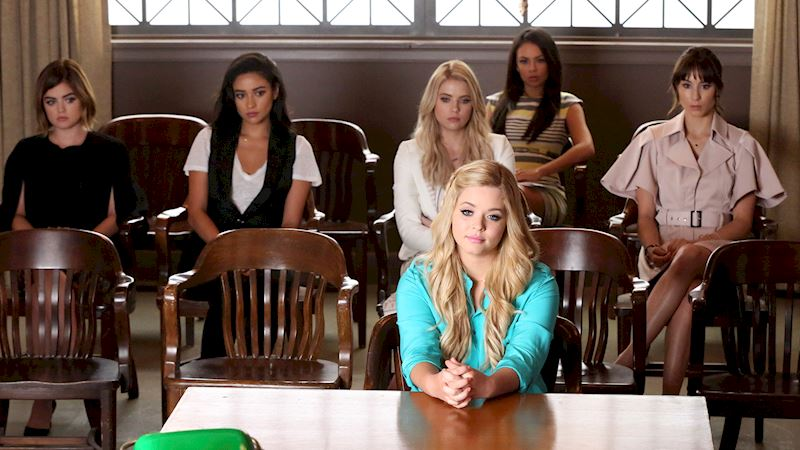Pretty Little Liars - Our Liars Are Super Sleuths But Which One Would Be Your Perfect Spy Partner? - Thumb