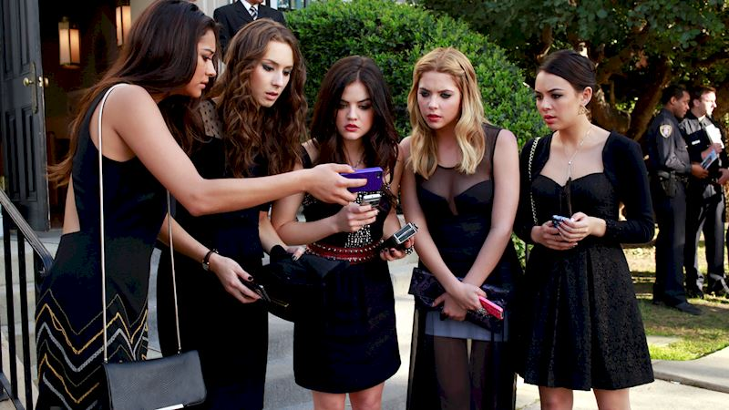 Pretty Little Liars - Think You Could Recite PLL Line By Line? Guess Who Said What In This Crazy Hard Quiz To Find Out! - Thumb