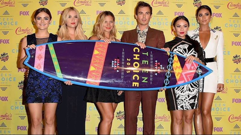 Pretty Little Liars - Teen Choice Awards: Your Favorite Show Needs Your Votes PLL Army! - Thumb