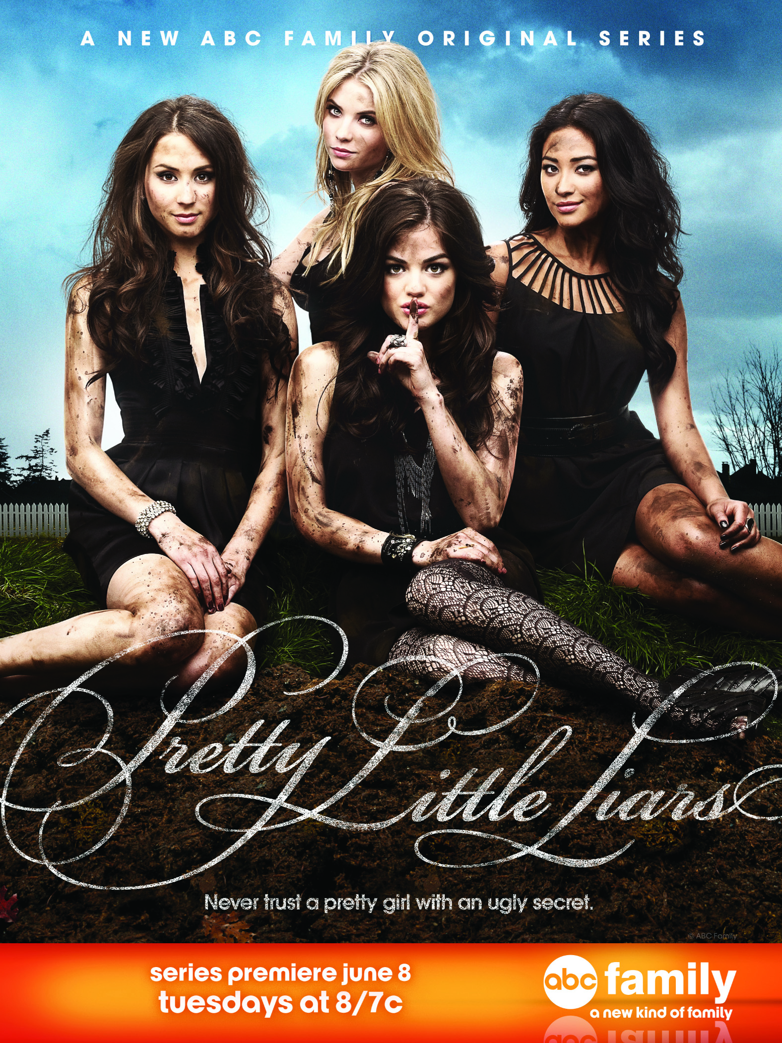Pretty Little Liars - Happy 6th Birthday PLL! - 1001