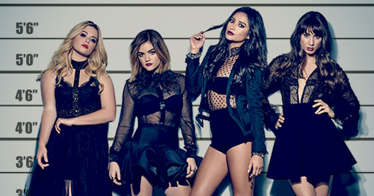 Pretty Little Liars - Have You Seen The Brand New Key Art For PLL Season 7?! We're Down One Liar! - 1002