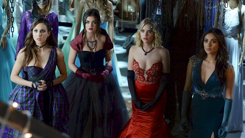 Pretty Little Liars - Prove You Know Everything About Season 5 With This Fiendishly Hard Quiz! - Thumb