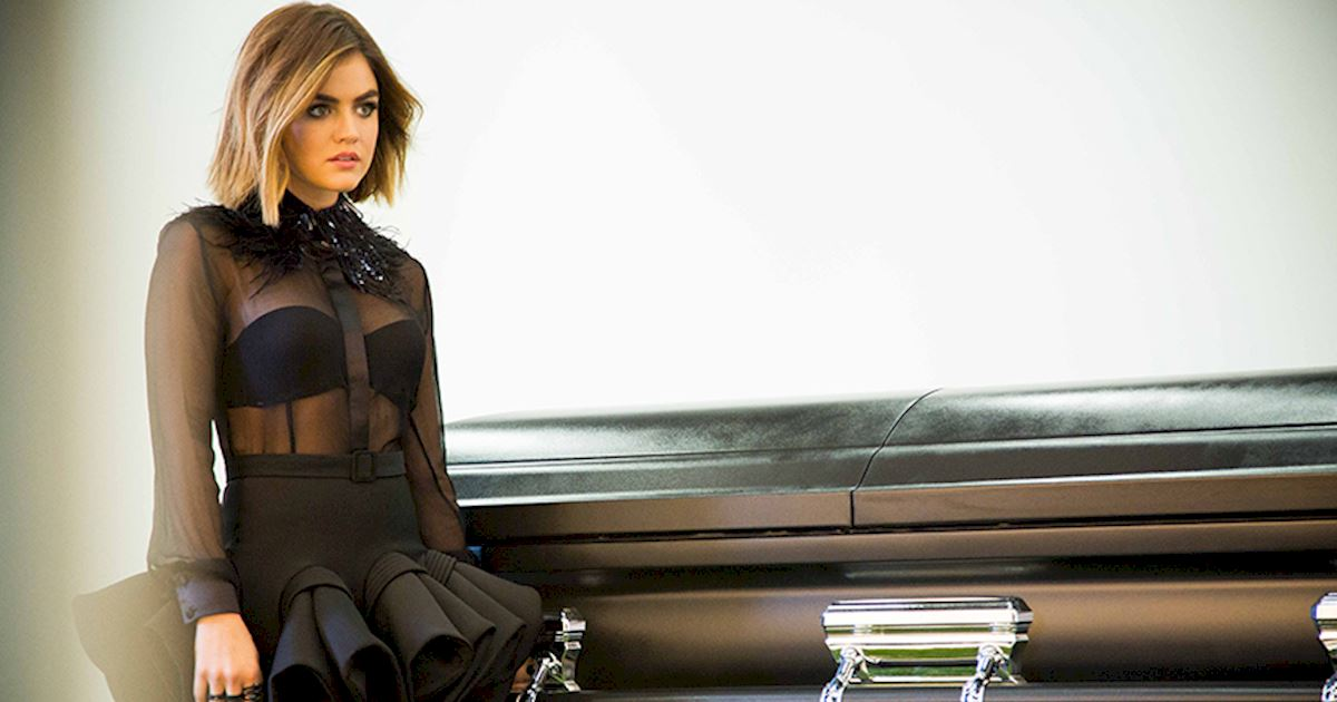 Pretty Little Liars - Teen Choice Awards Wave Two: Your Favorite Rosewood Residents Need Your Votes! - 1005