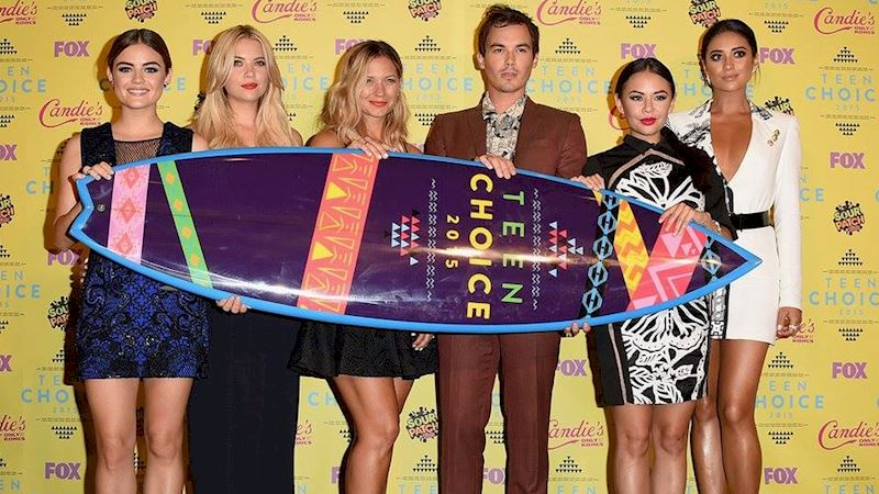 Pretty Little Liars - Teen Choice Awards Wave Two: Your Favorite Rosewood Residents Need Your Votes! - Thumb