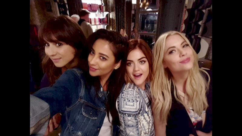 Pretty Little Liars - Which Liar's Life Would You Want? Vote Now! - Thumb