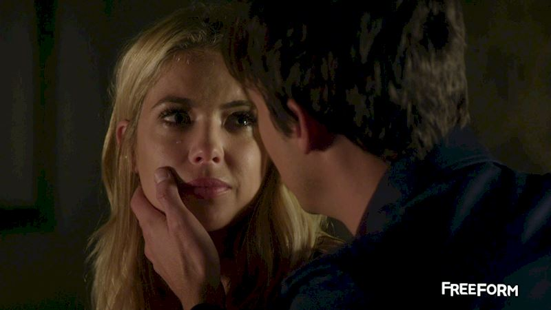 Pretty Little Liars - Love a Love Quadrangle? Check out this Video Now! - Thumb