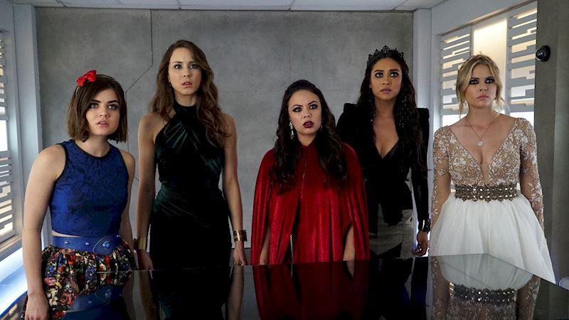 Pretty Little Liars - Are You A Season 6 Expert? Prove It With This Crazy Hard Quiz! - Thumb