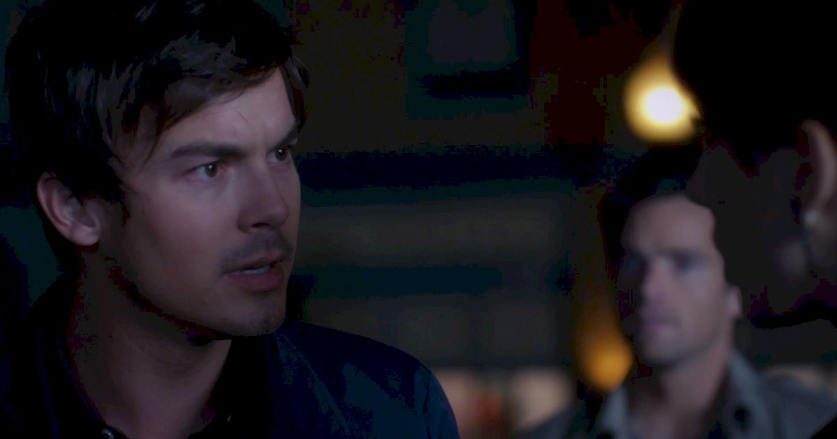 Pretty Little Liars - Find Out Why Caleb Is Freaking Out In This Season 7 Premiere Sneak Peek! - 1004