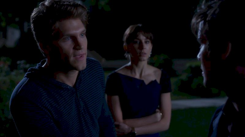 Pretty Little Liars - Find Out Why Caleb Is Freaking Out In This Season 7 Premiere Sneak Peek! - Thumb