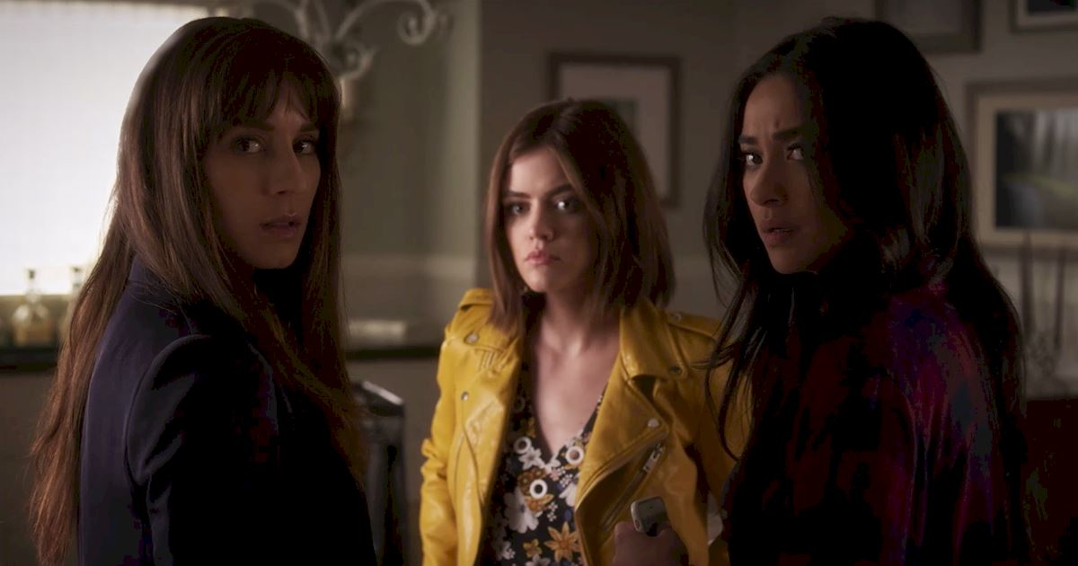 Pretty Little Liars - Your Official Recap for Season 7 Episode 2: Bedlam - 1004