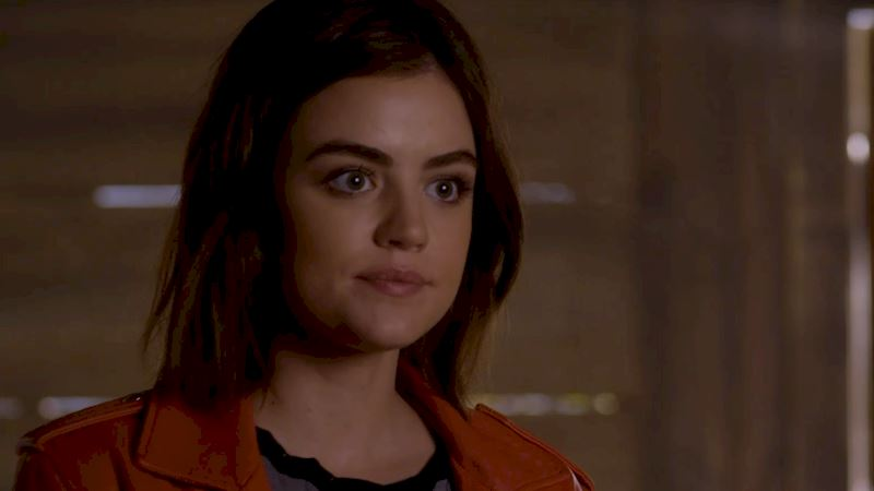 Pretty Little Liars - Aria Plays It Cute And Colorful In Episode 3! - Thumb