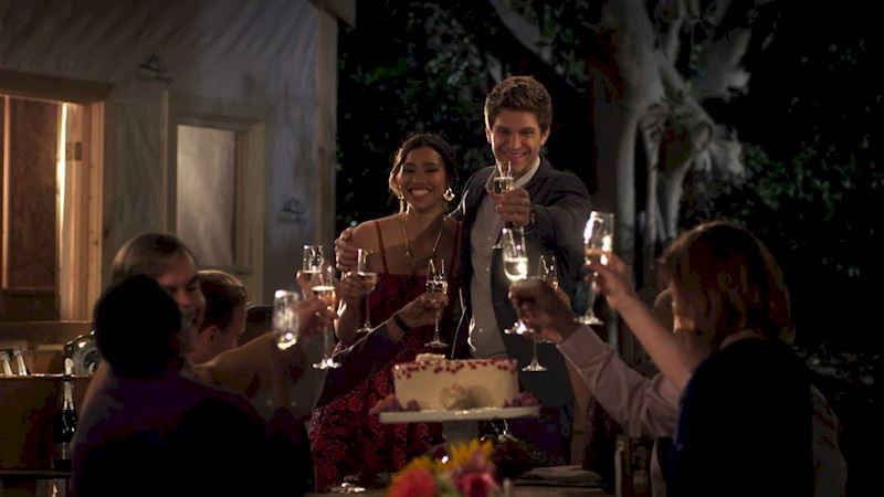 Pretty Little Liars - OMG Toby's Engaged! Is This Truly The End Of Spoby? - Thumb
