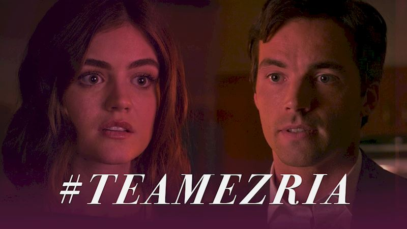 Pretty Little Liars - Will Aria Say Yes? We're Already Planning The PLL Wedding Of The Century! - Thumb
