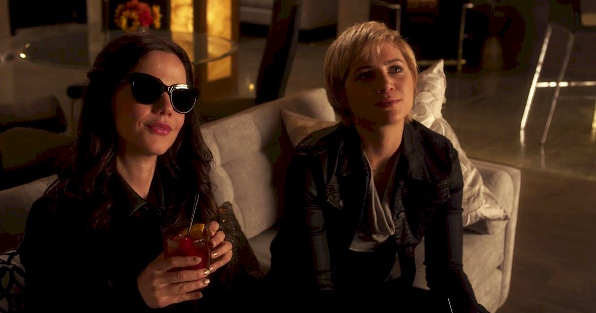 Pretty Little Liars - OMG! Jenna, Sara AND Noel?! Say Hello To One Seriously Shady Threesome! - 1004