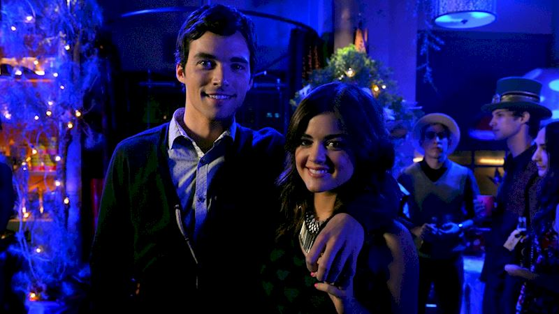 Pretty Little Liars - Ready For The Toughest Question Ever? Who Do You Love More... Lucian Or Ezria? - Thumb