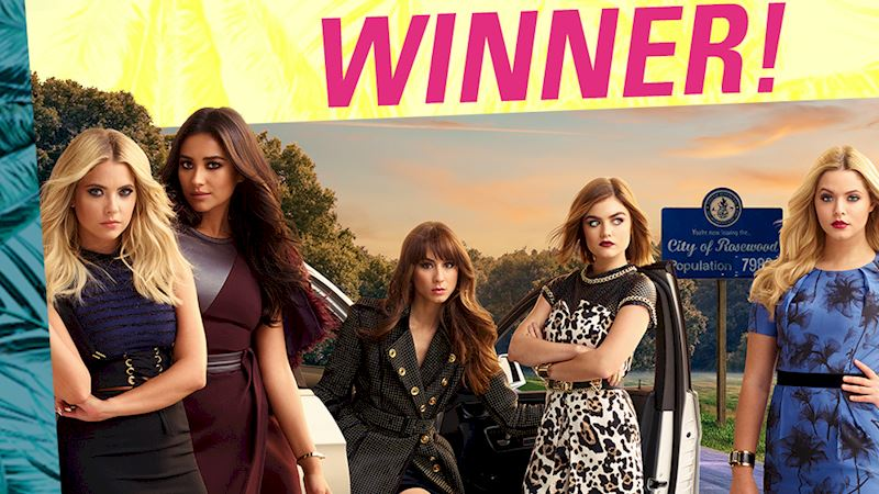 Pretty Little Liars - PLL Totally Slayed At The Teen Choice Awards! Thank You PLL Fandom! - Thumb