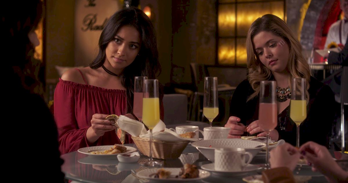 Pretty Little Liars - 28 Mind-Blowing Things We Learned From Episode 7 Of PLL - 1001