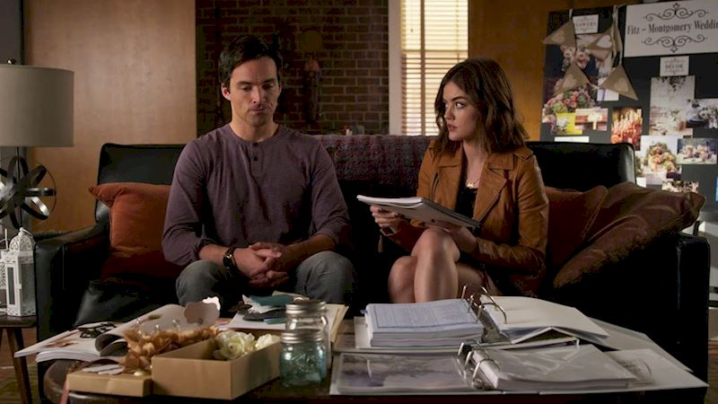 Pretty Little Liars - To Elope Or Not To Elope: What Will Happen To Ezria? - Thumb