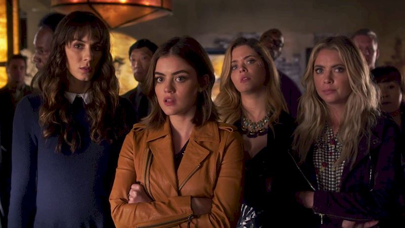 Pretty Little Liars - Are You An Episode 7 Expert? Prove It With This Official Quote Quiz! - Thumb