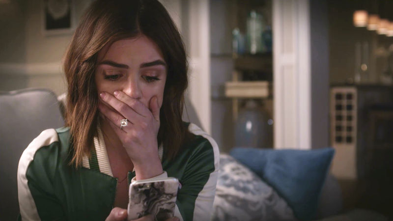 Pretty Little Liars - So Episode 9 Left Us Totally Lost For Words. Get All The Music Right Here!  - Thumb
