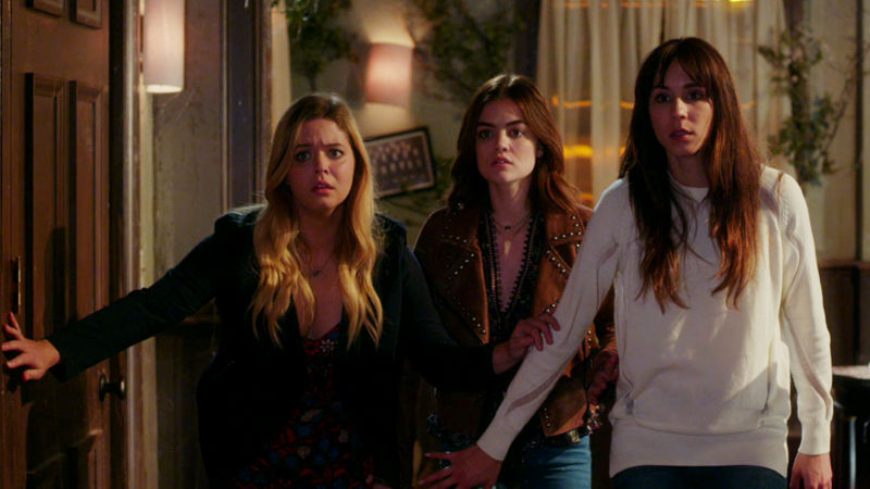 Pretty Little Liars - Season Finale Speculations Are Flying! Get The Lowdown On The Latest Fan Theories Now - Thumb