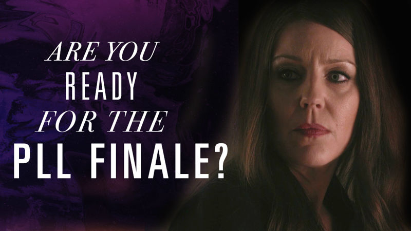 Pretty Little Liars - 8 Questions That We Seriously Need Answered In The PLL Finale! - Thumb
