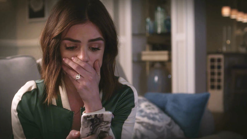 Pretty Little Liars - 9 Things That Happen When You're Totally Obsessed With Stalking Your Crush Online! - Thumb