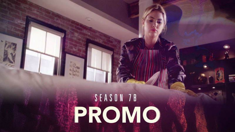 Pretty Little Liars - The Season 7B Promo Is Totally Blowing Our Minds! See It Here First! - Thumb