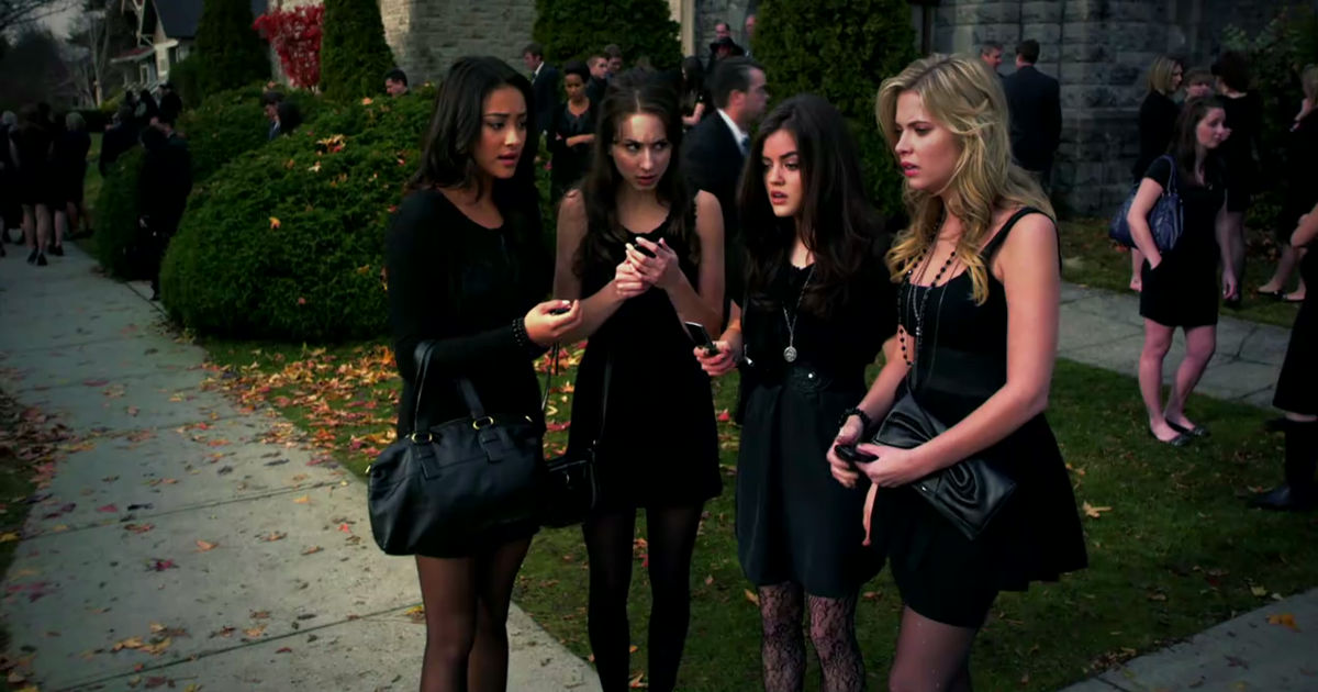 Pretty Little Liars - The Season 7B Promo Is Totally Blowing Our Minds! See It Here First! - 1002
