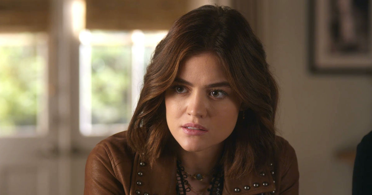 Pretty Little Liars - WOW! Did Ezra Seriously Just Do That To Aria?!  - 1009