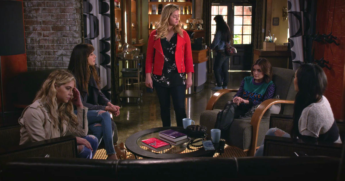 Pretty Little Liars - Catch Up With All The Emison Highs and Lows From Season 7A Right Here!  - 1013