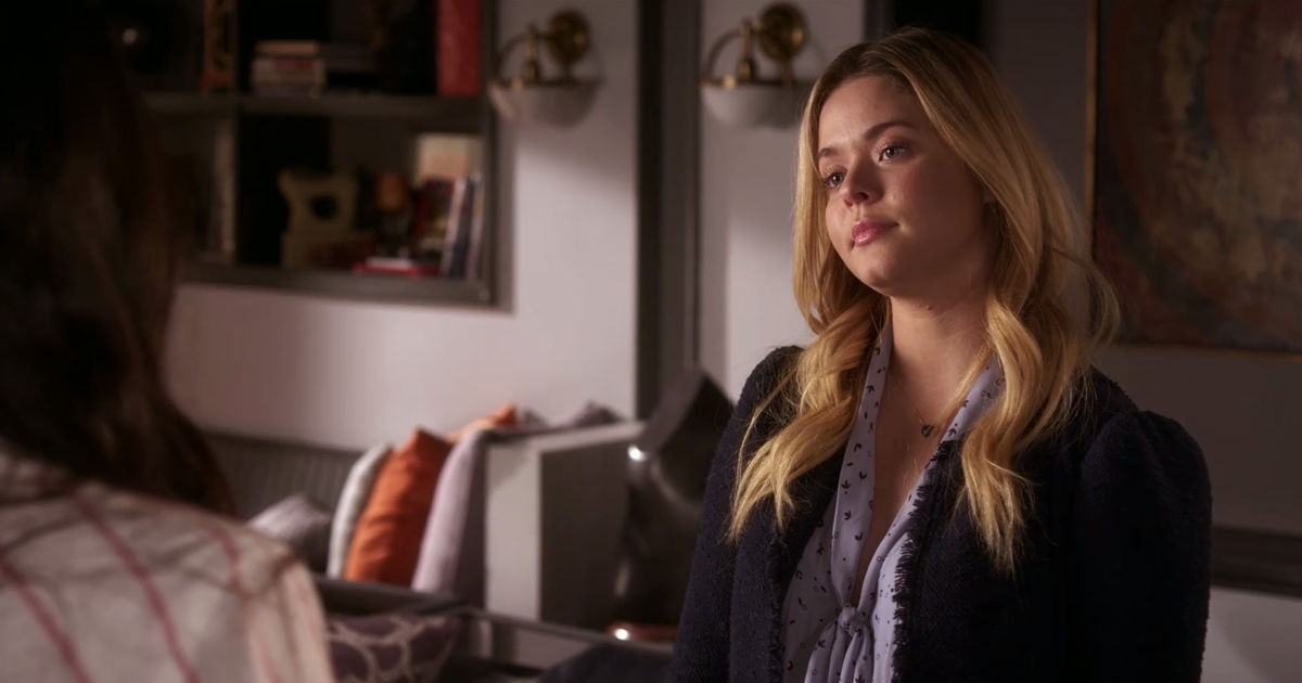 Pretty Little Liars - Catch Up With All The Emison Highs and Lows From Season 7A Right Here!  - 1012