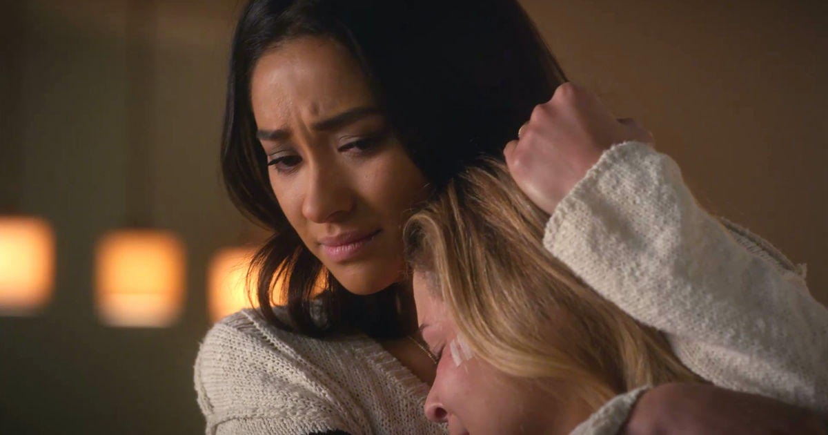 Pretty Little Liars - Catch Up With All The Emison Highs and Lows From Season 7A Right Here!  - 1015