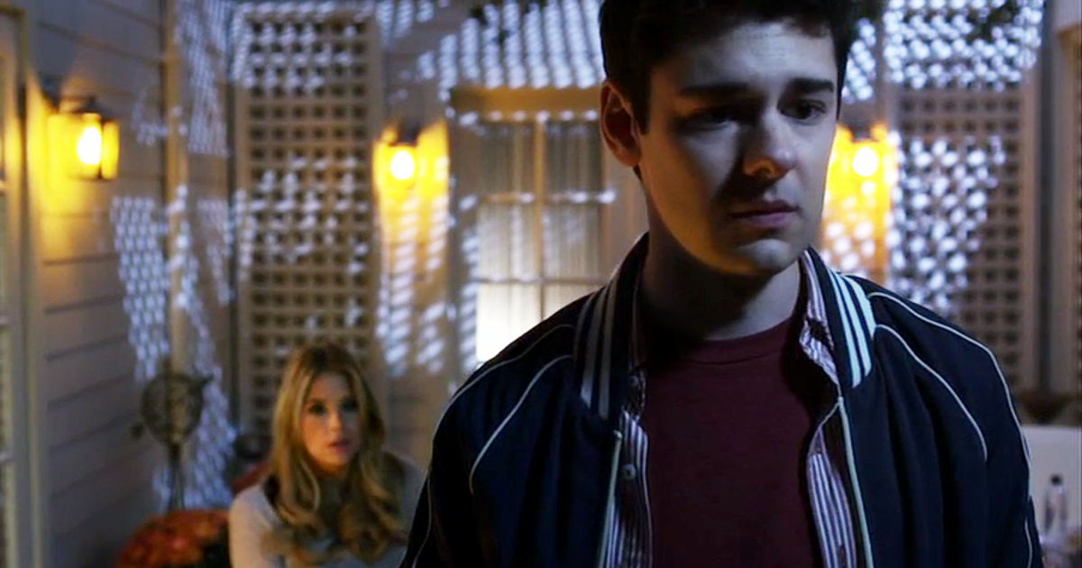 Pretty Little Liars - Lucas And Hanna's Unlikely Friendship Gave Us All The Feels In Season 1!  - 1012