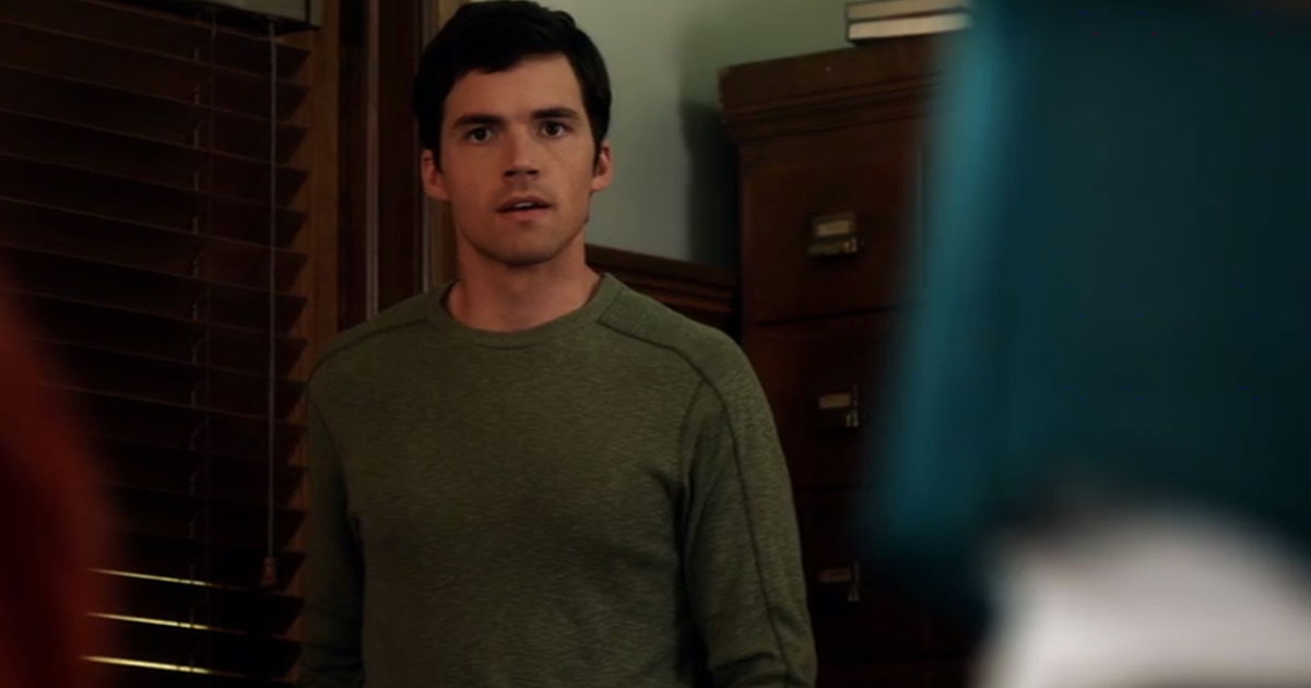 Pretty Little Liars - Nicole Wasn't The Only Ex Of Ezra's To Threaten His Relationship With Aria... - 1019