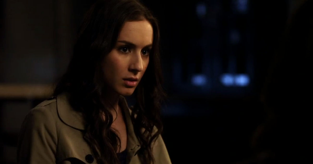 Pretty Little Liars - The Tumultuous Story Of The Hastings Sisters During Ian's Disappearance In Season 2 - 1021