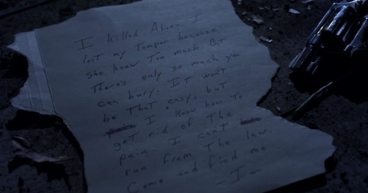 Pretty Little Liars - The Tumultuous Story Of The Hastings Sisters During Ian's Disappearance In Season 2 - 1016