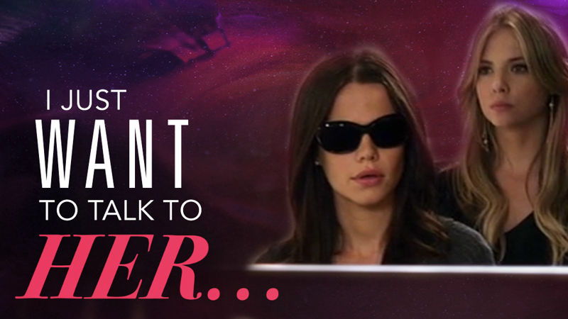 Pretty Little Liars - Fights & Frenemies: Vote Now For The Most Dramatic PLL Girl Squad Moments! - Thumb