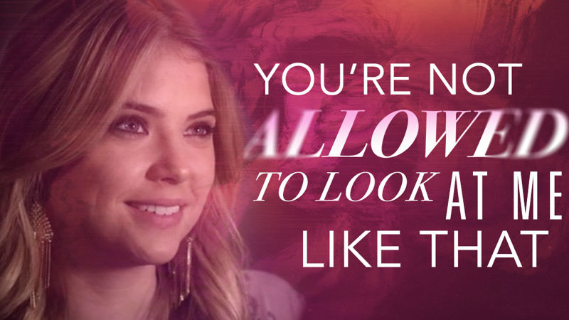 Pretty Little Liars - 15 Things That Happen When You're Crushing Hard On Someone! - Thumb