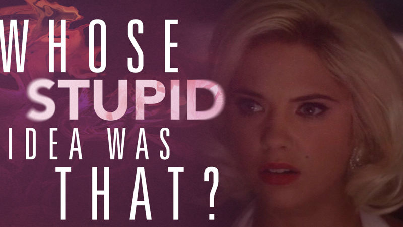Pretty Little Liars - 10 Classic Things That Happen When Watching A Horror Movie! - Thumb