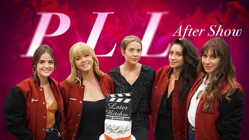 Pretty Little Liars - A Special Tell-All PLL After Show Is Set To Debut Following The Series Finale! - Thumb