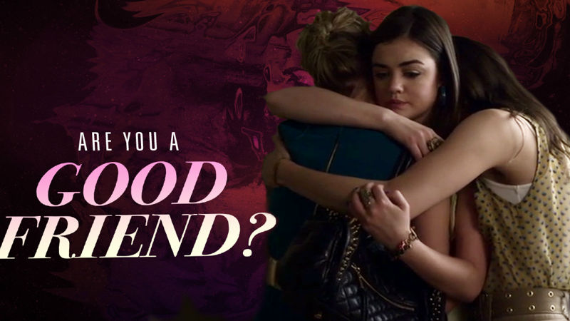 Pretty Little Liars - How Good A Friend Are You? Find Out With This Quiz! - Thumb