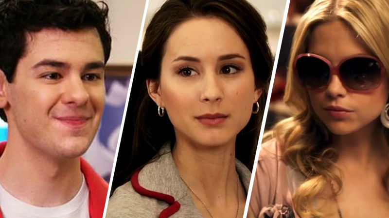 Pretty Little Liars - Take This Quiz To Find Out Which Stereotypical High School Student You Were! - Up Next Thumb