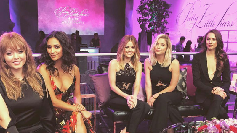 Pretty Little Liars - Check Out What The PLL Cast Have Been Up To Since Production Wrapped! - Up Next Thumb