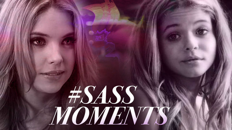 Pretty Little Liars - Check Out This Video Of The Top 5 Sassiest Moments Of Episode 8! - Thumb