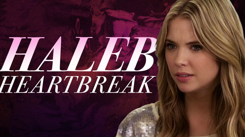 Pretty Little Liars - 10 Heartbreaking Haleb GIFS From Episode 20 That Will Make You Cry!  - Thumb