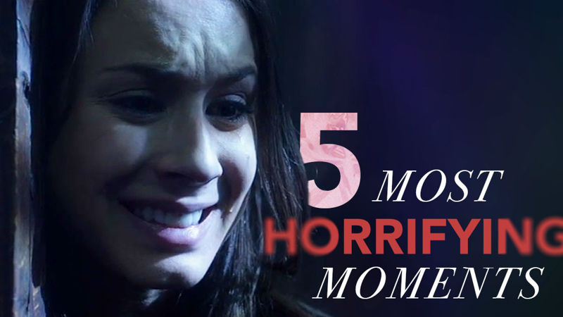 Pretty Little Liars - Watch The Top 5 Horryifying Moments Of The Season 1 Finale Right Here! - Thumb