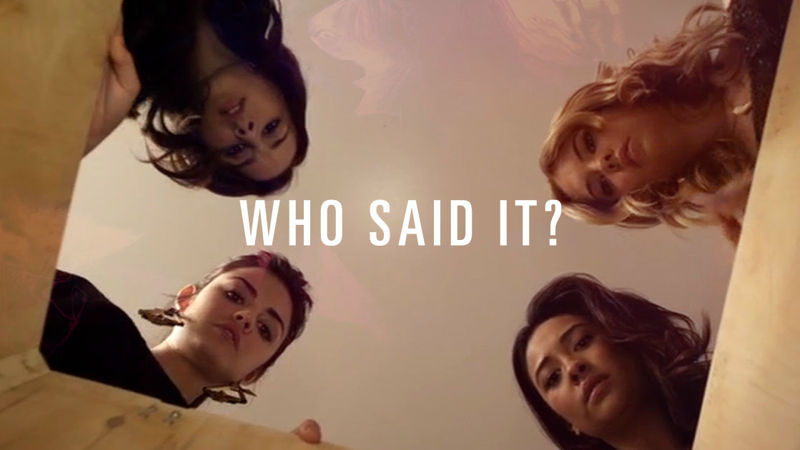 Pretty Little Liars - Quiz Alert! Can You Remember Who Said What In Episode 34 Of PLL? - Thumb