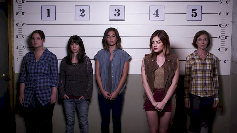 Pretty Little Liars - 7 Pretty Little Liars GIFs That Perfectly Sum Up Life - Up Next Thumb